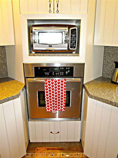 can i put a countertop microwave in a cabinet use leftover granite countertop to put microwave