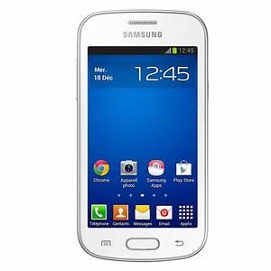 Trend 4 You : samsung galaxy trend lite gt s7390 blanc mobile smartphone samsung sur ldlc ~ Orissabook.com Haus und Dekorationen