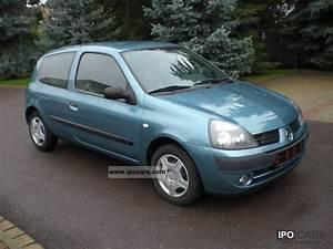 Clio 2 2004 : 2004 renault clio 1 2 car photo and specs ~ Medecine-chirurgie-esthetiques.com Avis de Voitures