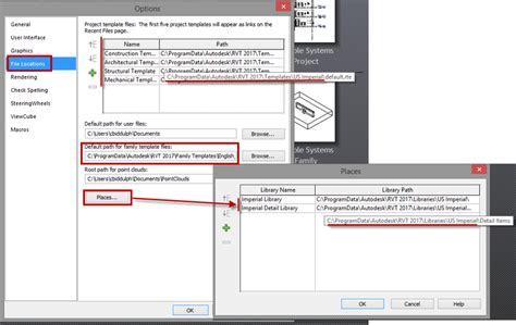 default family template file invalid default family template file invalid message in revit