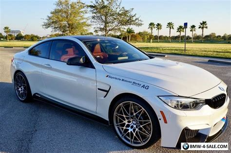 2 Door Bmw by 2017 Bmw M4 Base Coupe 2 Door For Sale In United States