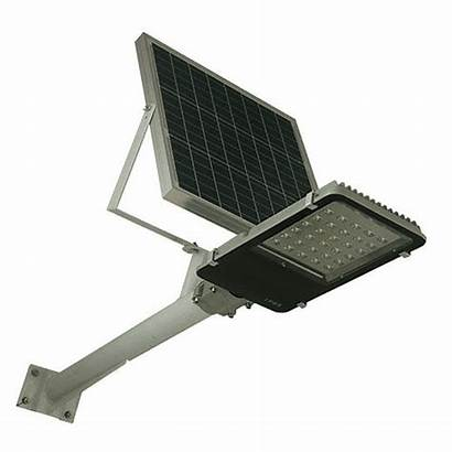 Solar Luminaria 100w Led Vial Vialidad Electro
