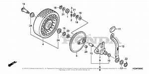 Honda Hrs216k1 Sdaa Lawn Mower  Usa  Vin  Mzbz