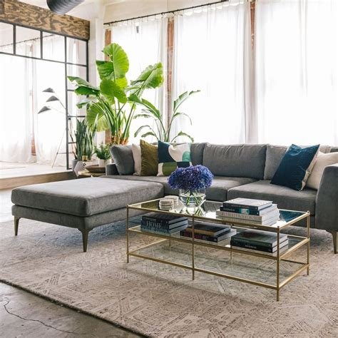 It brings a floaty elegance to living rooms. Terrace Coffee Table | west elm Australia