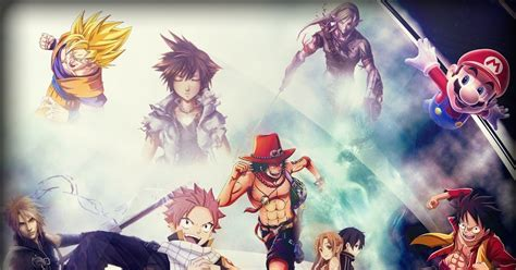 Anime Gamer Boy Wallpaper Hd Malaysia News4