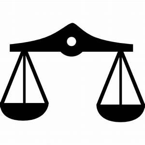 Libra balanced scale zodiac symbol Icons | Free Download