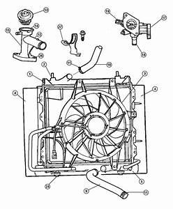 Pt Cruiser Radiator Fan Switch Location
