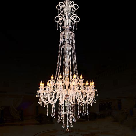 extra large crystal chandeliers chandelier ideas