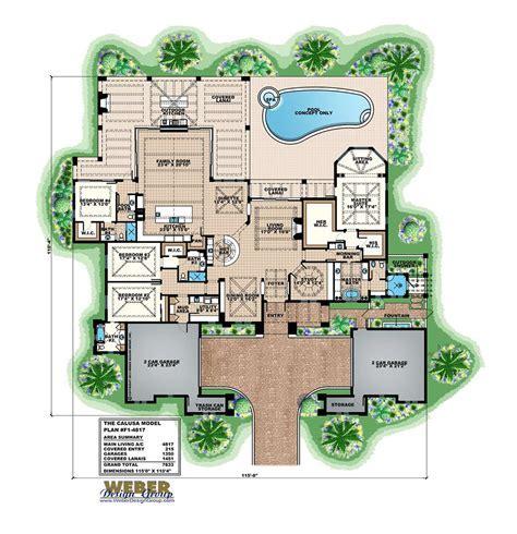 Catalina Home Plan   Weber Design Group