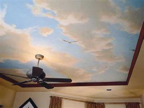 ceiling painting ideas sky ceiling paint design ideas your dream home