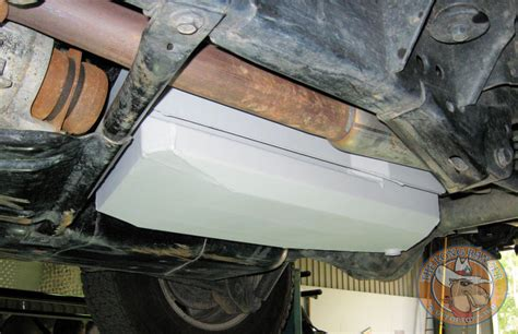 auxiliary fuel tank  long ranger