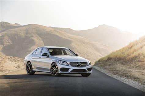 Mercedes-benz C450 Amg Sedan