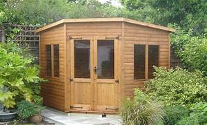 1000 images about summer houses on pinterest gardens With corner outdoor storage shed