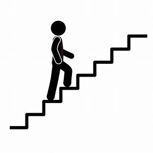 Climbing Steps Clipart - Clipart Suggest