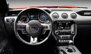 2015 Ford Mustang Gets Three Audio Systems, Six Speakers ...