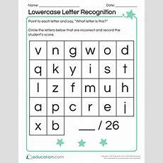 Letter Recognition Worksheets Grade 1 Homeshealthinfo