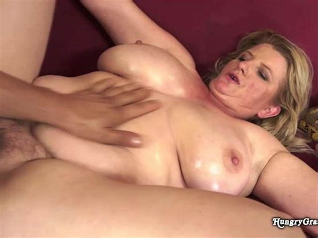 #Fat #Granny #Gets #Pounded #By #Stud