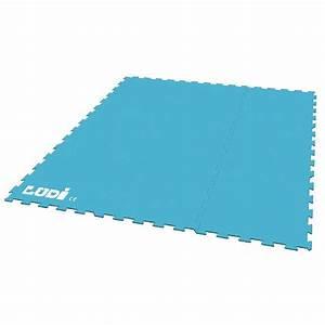 Tapis De Sol Sport : tapis de sol en mousse sport et loisirs ludi king jouet ~ Nature-et-papiers.com Idées de Décoration