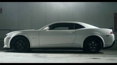 2014 Chevy Camaro Z28 Official Commercial