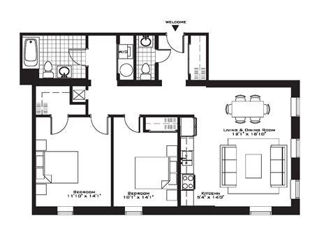 in apartment floor plans 15 2 bedroom apartment building floor plans hobbylobbys info