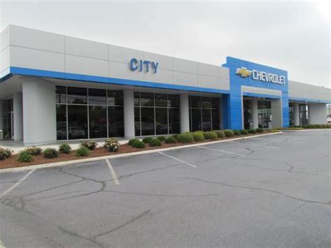 Rick Hendrick City Chevrolet  Charlotte, Nc 28212 Car
