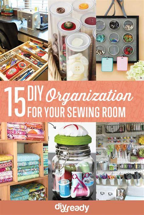 sewing room organization ideas diy projects craft ideas