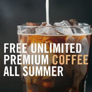 Offer limited to hot coffee, tea and iced coffee plus unlimited refills. FREE Coffee at Panera Bread & VonBeau.com