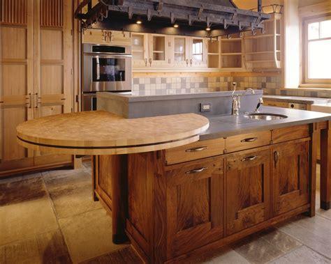 comptoir cuisine bois bois plan de travail cuisine en 71