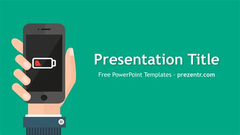 battery life powerpoint template prezentr  templates