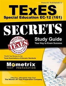 Texes Special Education Ec