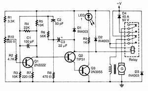 Alternator Regulator - Automotive Circuit - Circuit Diagram