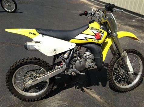 suzuki motocross bikes for sale suzuki rm 85l dirt bike for sale on 2040 motos