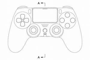 Sony Patents Reveal Ps5 Controller Design
