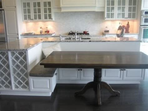 bench for kitchen island kitchen island with bench seating for the home
