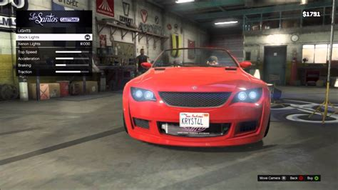 grand theft auto  car customization turbo bmw youtube