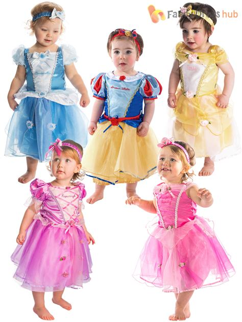disney princess dressers baby toddler deluxe disney princess costume fairytale