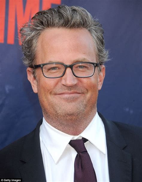 Friends star Matthew Perry for a funny, boozy night in ...