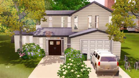 sims  family home tumblr