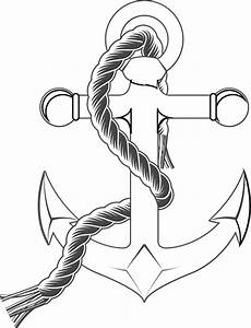 Ancre Marine Dessin Stickers Ancre Marine Pas Cher Comment