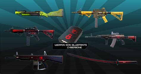 killing floor 2 weapon skins details
