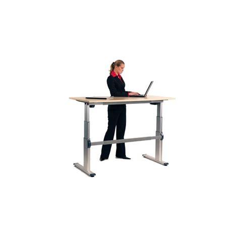 bureau pro bureau assis debout pro 250 m