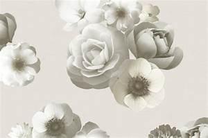 Floral Wallpaper Dandelion Muriva J042