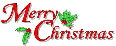 merry clip words free clipart images cliparting