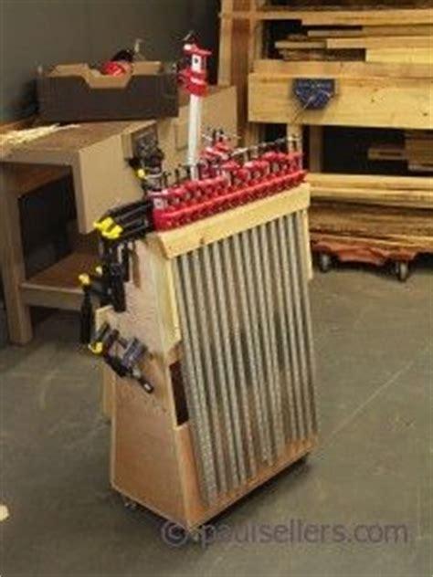 images  wood clamp rack  pinterest clamp tool storage racks  mobiles