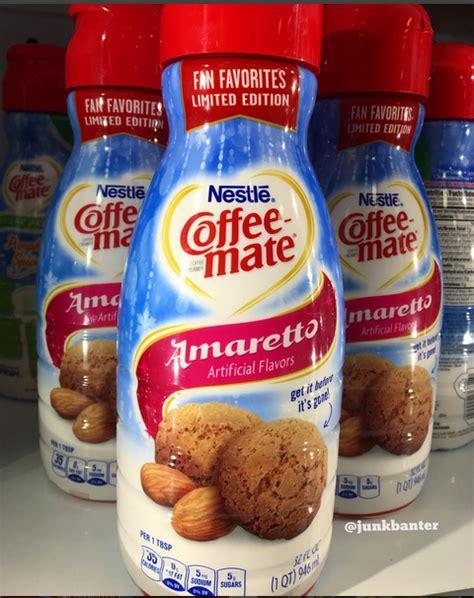 Summerdavis smakfulle kaffebønner du kjøper i matbutikken, gjør kaffen din god, men det er ganske dyrt. Coffee-Mate Amaretto | Food, Food drink, Coffee mate