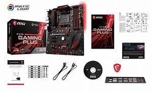 Specification For X470 Gaming Plus