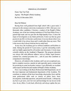 020 Phd Personal Statement Examples College Essay Example