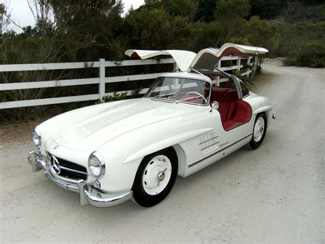 300slphotos@gmail.com and we will post them here. SOLD - 1955 Mercedes Benz 300 SL Gullwing - Scott Grundfor Company - Classic Collectible ...