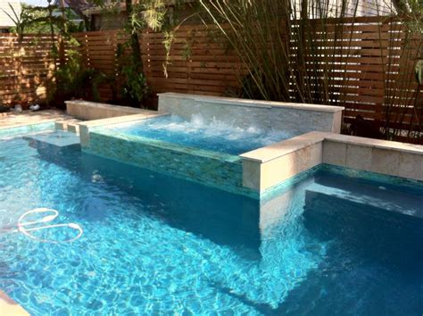 spa glass metairie swimming pool crystal pools and spas