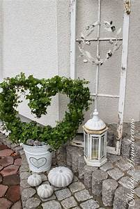 Deko Haustüre Eingangsbereich : shabby homedreams garten pinterest shabby ~ Whattoseeinmadrid.com Haus und Dekorationen